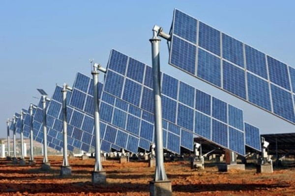 china solar power deployment
