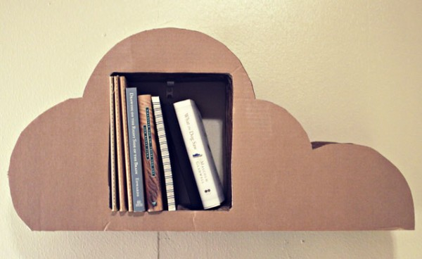 cloud-cardboard-bookshelf
