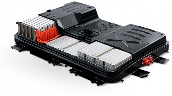 lithium ion batteries, nissan