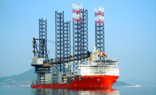 pacific orca offshore wind farm installation vessel