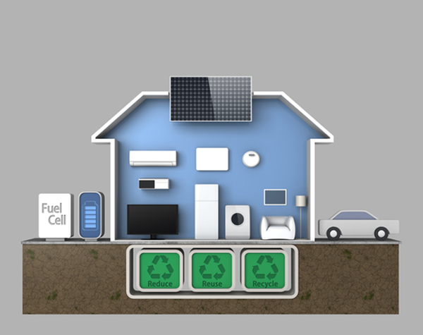 Smart Homes Earthtechling