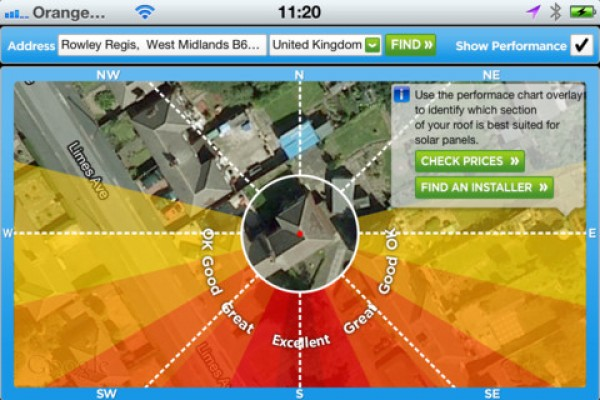 solar-suitability-iphone-app