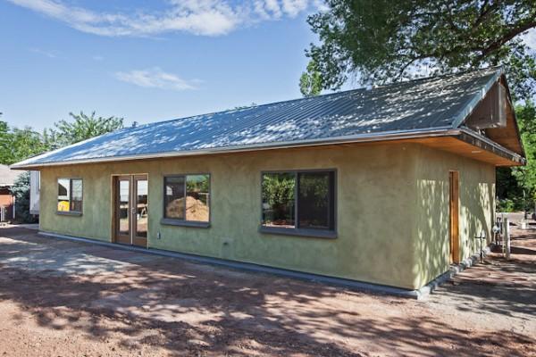 Community Rebuilds home