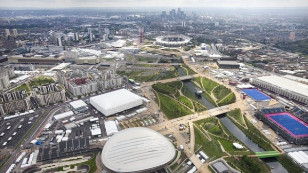 London Olympics, Olympic Park
