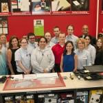 Office Depot group shot