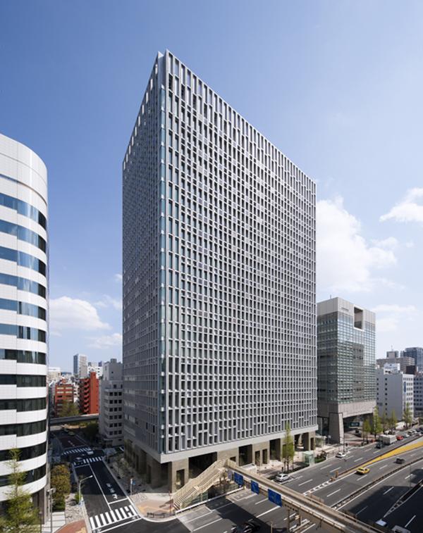 Shimizu headquarters, Tokyo