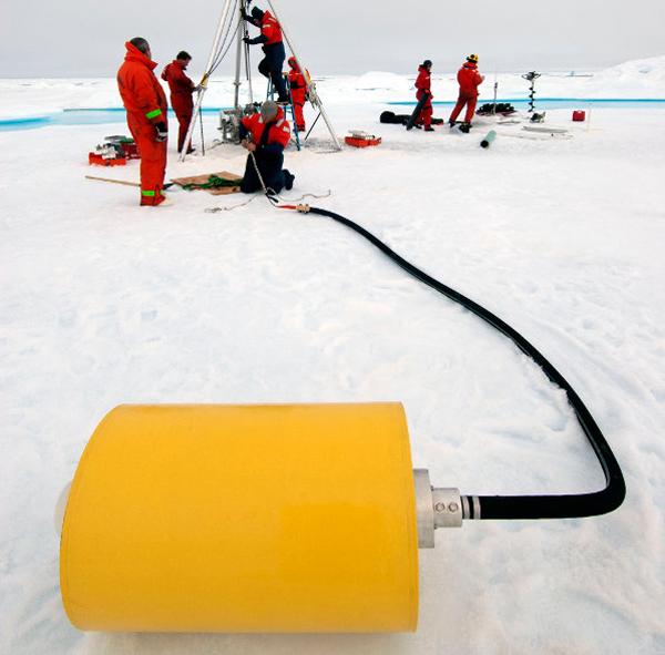 Arctic device