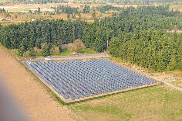 Baldock Solar Station