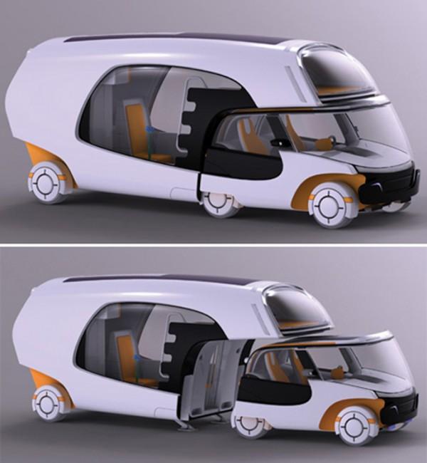 Colim camper RV concept