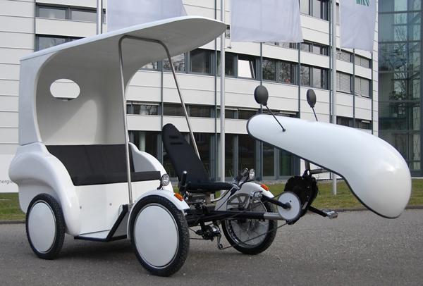 Hydrogenia Rickshaw