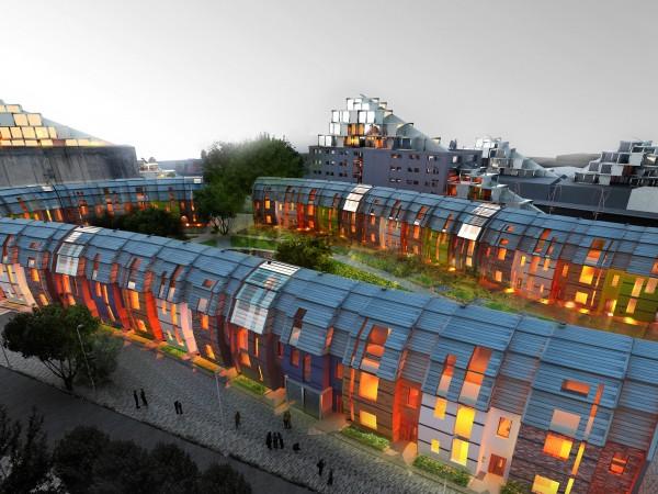 Multi-Comfort Housing concept