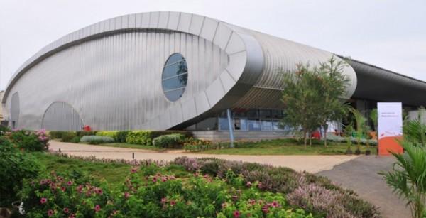 Mahindra Reva plant, Bangalore