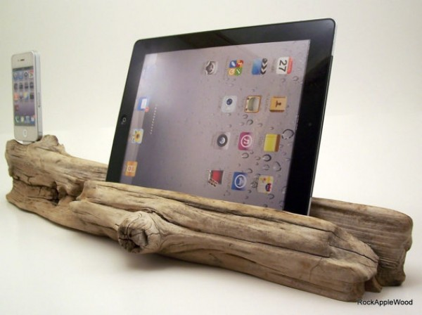 rockapplewood-iPad-docking-station