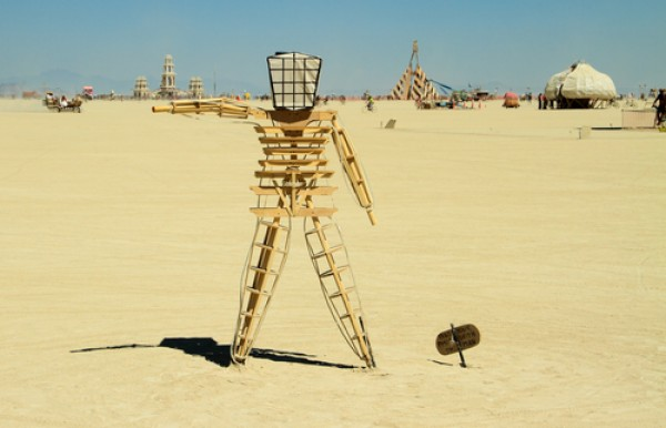 Burning Man Festival, Recycling Camp