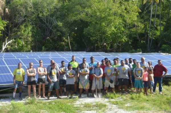 tokelau-solar-power