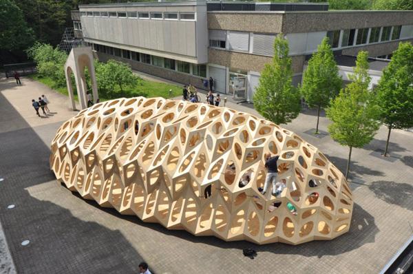 Bowoos Bionic Research Pavilion