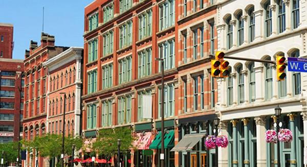 Retrofitted Historic Buildings
