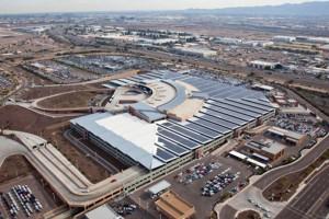 Solar Array, Phoenix Sky Harbor