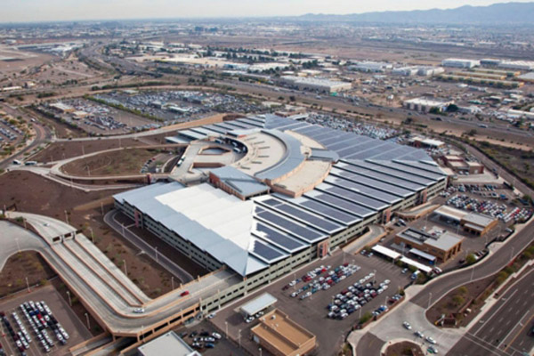 Solar Array, Phoenix Sky Harbor