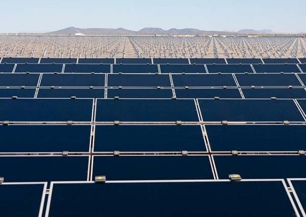agua caliente world's largest pv solar plant