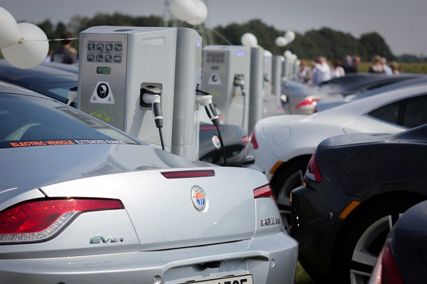 fisker karma ev charging world record