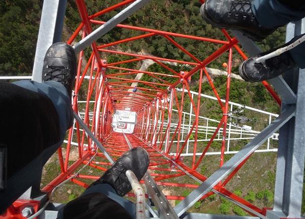 fraunhofer wind mast