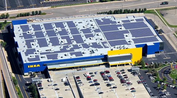 retailer solar installations