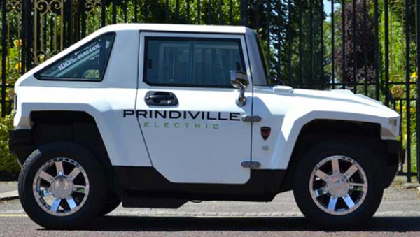 Prindville Electric Hummer