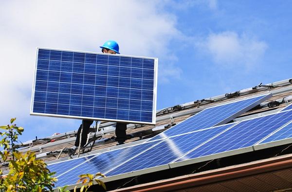 solar panel installation cost