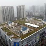 rooftop villas, Zhuzhou