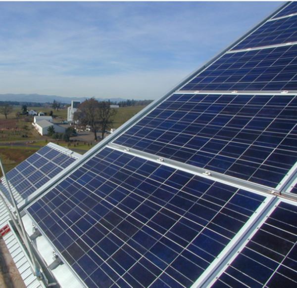 Stoller solar array