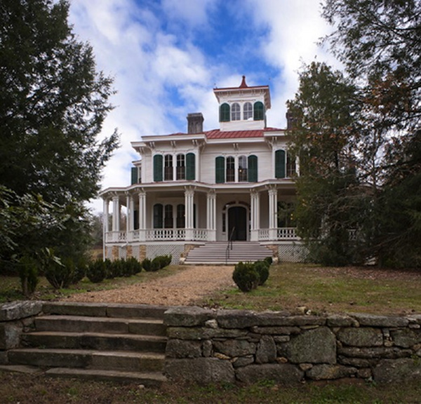 Georgia farmhouse retrofit