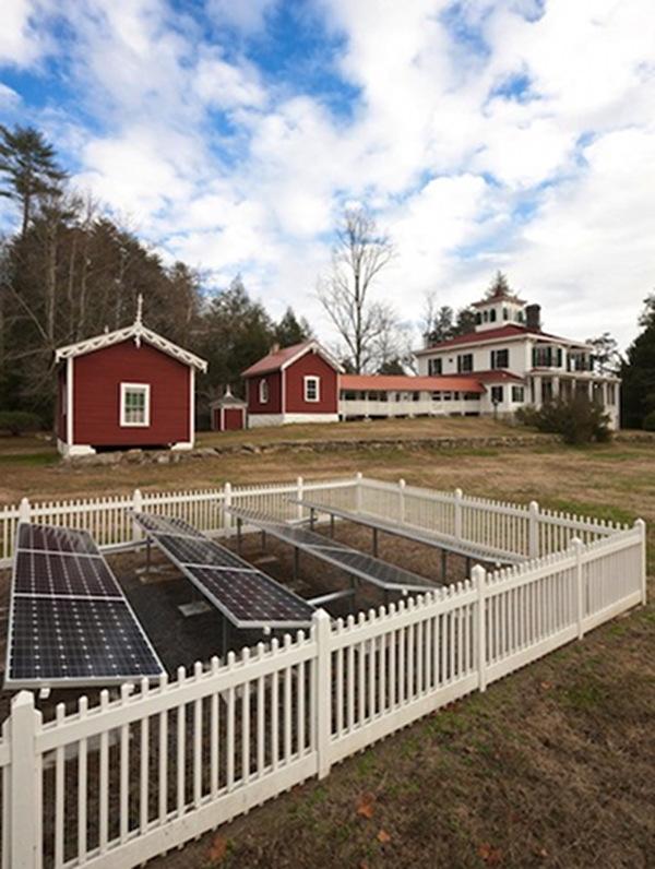 Georgia farmhouse retrofit