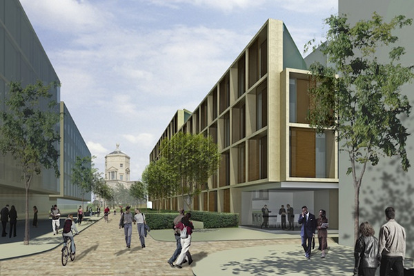 Oxford Mathematical Institute at Oxford University