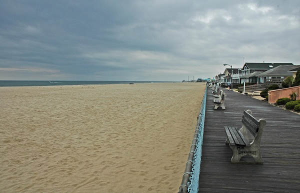 point pleasant beach, wave power
