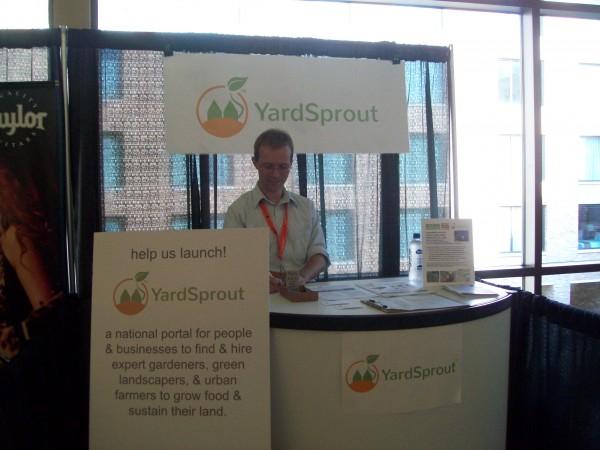 SxSW Eco 2012 YardSprout