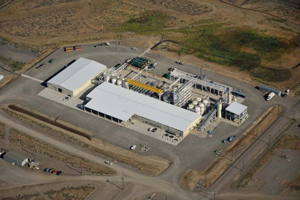 Groundwater Treatment Facility, Hanford