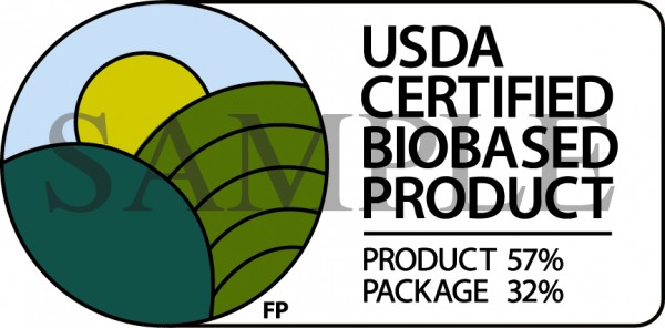 USDA Biopreferred Label