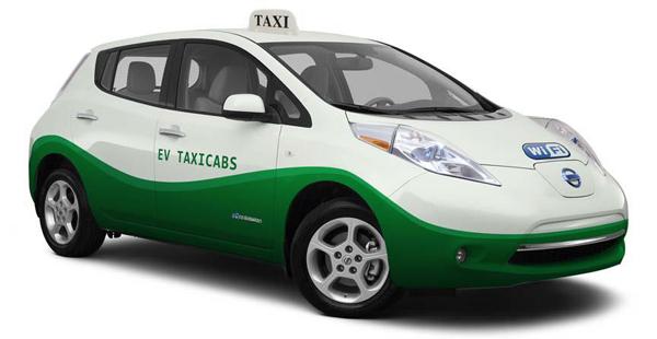 EV Taxicabs
