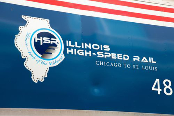 High Speed Rail Illinois