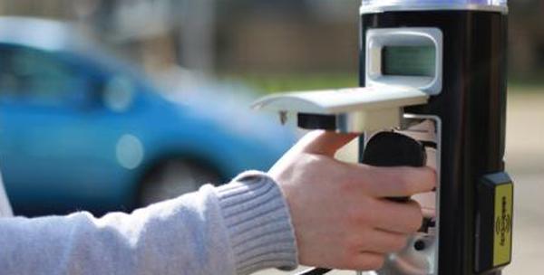 Low Carbon London EV charger