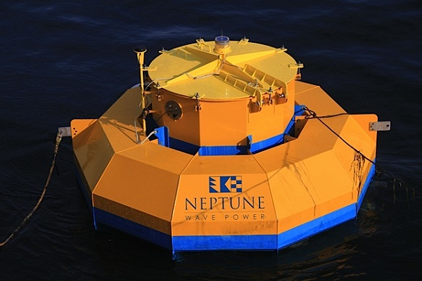 Neptune Wave Power New Hampshire test