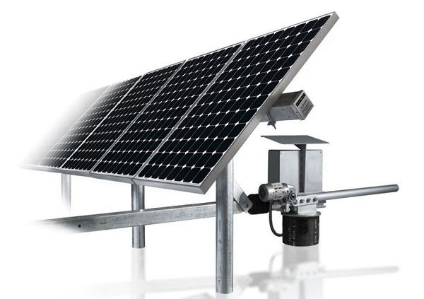 SunPower Solar Tracker (image via SunPower)
