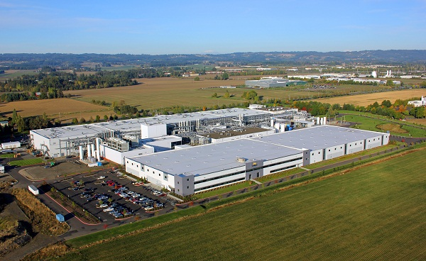SolarWorld manufacturing plant, Hillsboro, Ore.