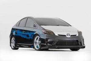 Tekked-Out Prius