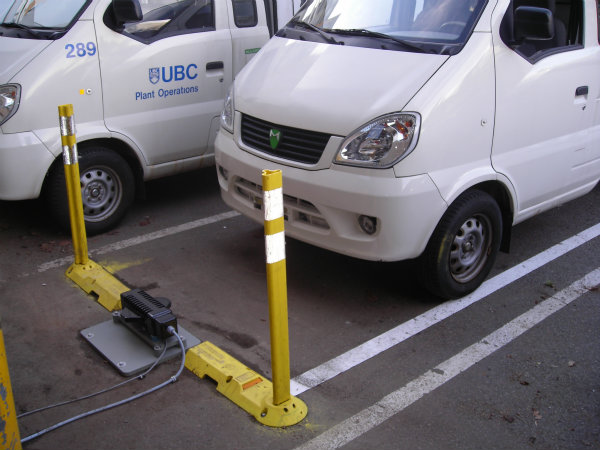 UBC Wireless EV Charging Technology