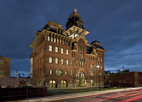 American Brewery renovation