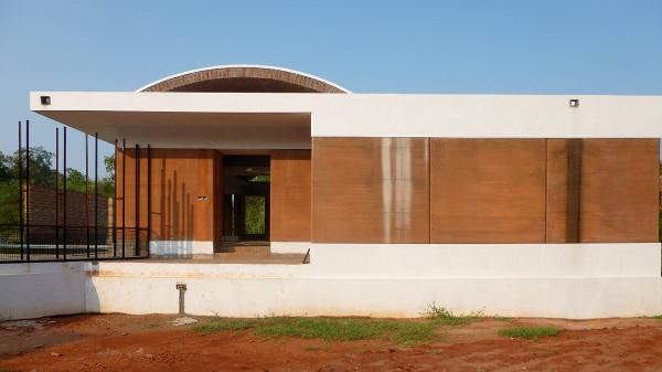 Auroville, Buildaur sites