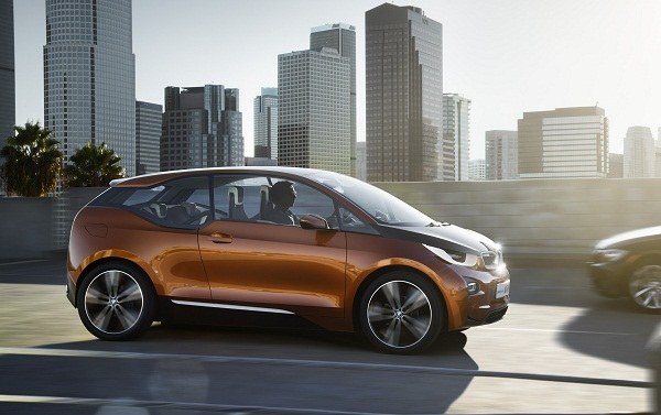 BMW i3 Concept Coupe Los Angeles Auto Show