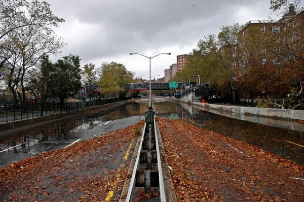 Hurricane Sandy, flooding, wastewater, water contamination
